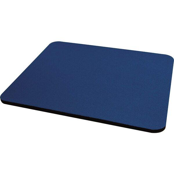 Fellows  5mm Foam Mouse Mat - Coloured Blue