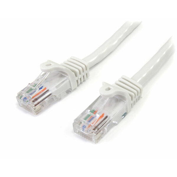Generic  3Mtr Cat 5e RJ45 Network Cable - Patch Lead - White
