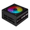 Corsair  750 Watt CX750F RGB Fully Modular PSU/Power Supply - BLACK FRIDAY DEAL Image