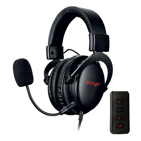 Sumvision SAREPH-7.1 PSYC SERAPH 7.1 Gaming Headset Surround Sound Gaming Headphones - BLACK FRIDAY DEAL