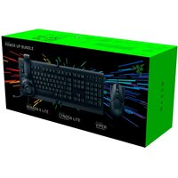 Razer RZ85-02740300-B3W1 Power Up Keyboard, Mouse And Headset Bundle - BLACK FRIDAY DEAL