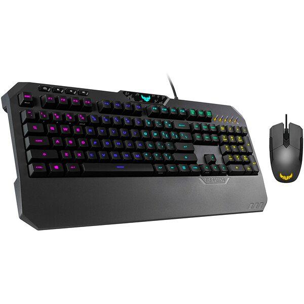 ASUS K5-TUF-BUNDLE Asus K5 Tuf Keyboard and Mouse Exculsive Battle Box Bundle - BLACK FRIDAY DEAL