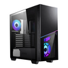 MSI  MPG SEKIRA 100R Black Mid Tower Tempered Glass RGB PC Gaming Case Image