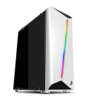 1St Player  Rainbow R3 Mini White Mini Compact ATX / Micro ATX Case