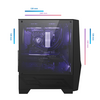 MSI  MAG FORGE R ATX Tempered Glass ARGB PC Gaming Case With Hub Image