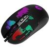 MARVO  USB RGB LED Black Programmable Gaming Mouse Image