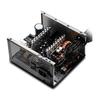 XPG PYLON550B-BKCGB XPG 550W Pylon PSU, Fully Wired, Fluid Dynamic Fan, 80+ Bronze, Cont. Power - Special Offer Image