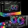GameMax  Iceberg 240mm ARGB Water Cooling System 3pin AURA Sync - AMD / Intel Image