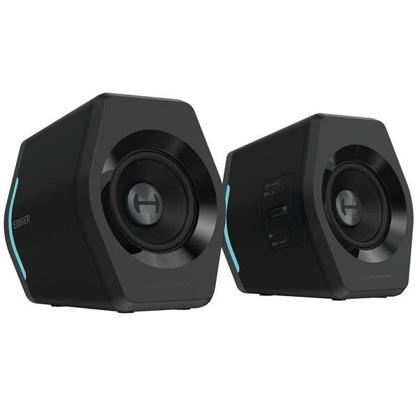 Edifier  G2000 RGB Bluetooth PC Gaming Speakers - Black - CM-G2000