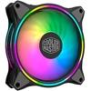 Coolermaster  MasterFan MF120 Halo Addressable RGB Fan Image