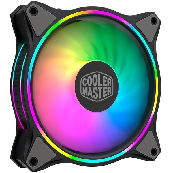 Coolermaster  MasterFan MF120 Halo Addressable RGB Fan