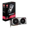 MSI  AMD Radeon RX 5700 XT Gaming X 8Gb GDDR6 RDNA PCIe 4.0 Graphics Card - maximum one card per household Image