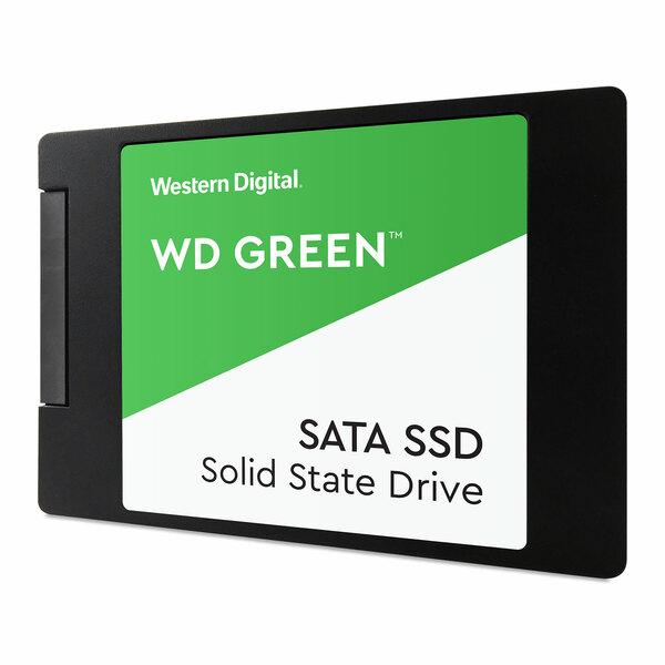 Western Digital  1TB Green 2.5` SATA III SSD up to 545mb/ps read