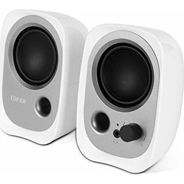 Edifier  2.0 Active USB Multimedia Speakers, 4W - White
