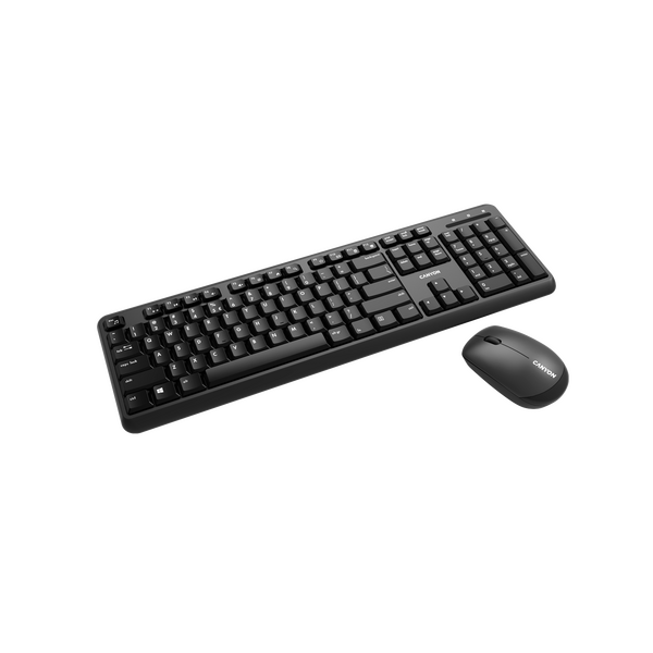 Canyon CNS-HSETW02-UK Combo Wireless Keyboard / Mouse - Retail Boxed