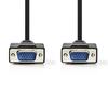 NEDIS  VGA Male to VGA Male Cable 2m Black Image