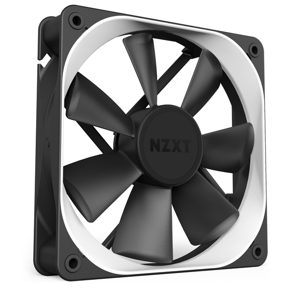 NZXT  AER P High Performance Static Pressure Fan - 140mm