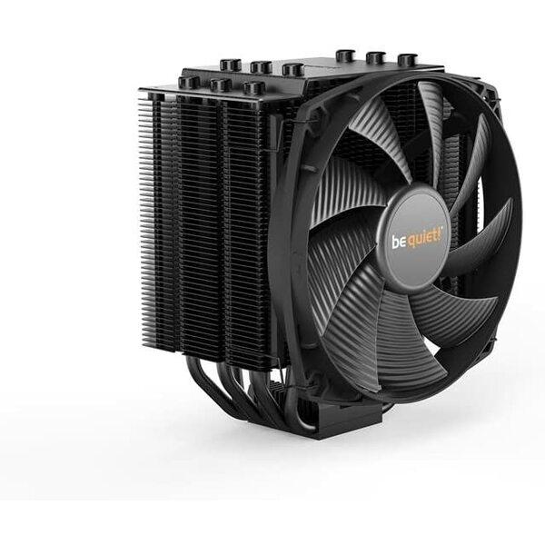 Be Quiet  Dark Rock 4 Heatsink + Fan, All Intel + AMD Sockets, 135 mm Silent Wings Fan