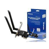 Addon  WiFi 6 11AX Bluetooth 5 MU-MIMO Dual Band PCI-E Adapter