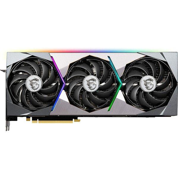 MSI Geforce RTX-3090-SUPRIM X 24GB GDDR6x PCI-Express Graphics Card *** Maximum one card per household