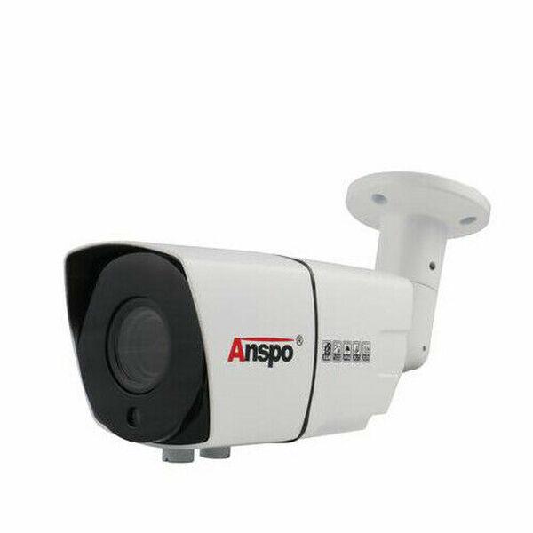 Anspo  2.0Mp Full HD CCTV Camera Sony Chipset 2.8-12mm Varifocal Lens Starlighht Bullet camera