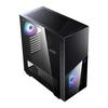 MSI  MAG VAMPIRIC 100R Mid Tower Gaming Computer Case - Black Image