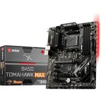 MSI  B450 Tomahawk Max II (Socket AM4) Ryzen DDR4 ATX Motherboard