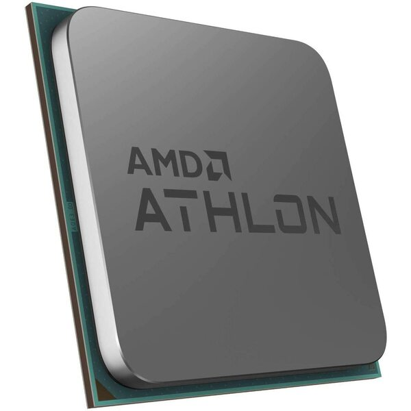 AMD YD3000C6FHMPK Athlon 3000G Processor with Radeon Vega 3 Graphics - OEM (No Cooler) - Only to be sold as part of a Motherboard Bundle or a Gaming PC