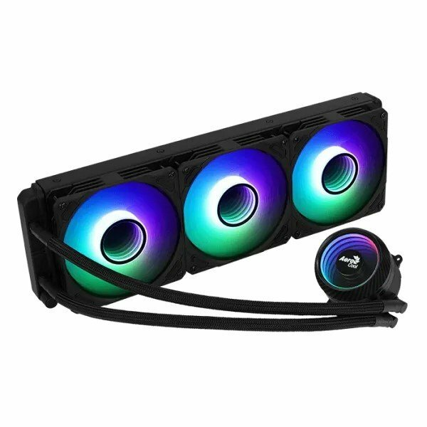 Aerocool  Mirage L360 360mm All-In-One RGB Liquid CPU Cooler