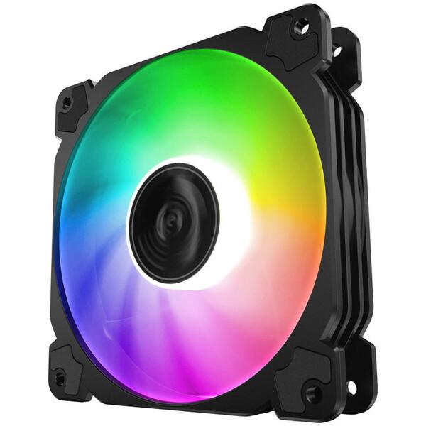 JonsBro  120mm ARGB PWM Cooling Fan