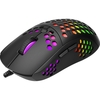 MARVO G961 Scorpion G961 USB RGB LED Black Programmable Gaming Mouse Image