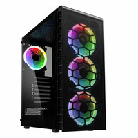 Falcon  New Gaming PC, AMD 3500X, 16GB DDR4, 480GB SSD, 4GB GTX 1650 - Software Is Optional Extra