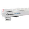 Ducky  One2 Mini 60% RGB USB Mechanical Gaming Keyboard Kailh BOX Red Switch UK Layout - White Image