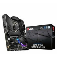 MSI MPG Z490 GAMING PLUS (SOCKET LGA 1200) DDR4 ATX MOTHERBOARD