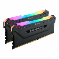 Corsair  Corsair Vengeance RGB Pro 16GB Kit (2 x 8GB), DDR4, 3200MHz (PC4-25600), CL16, XMP 2.0, Ryzen Optimised, DIMM Memory