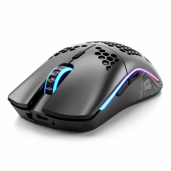 Glorious  MODEL O WIRELESS RGB GAMING MOUSE - MATTE BLACK