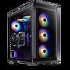 XPG  Xpg Battlecruiser Super Mid- Tower PC Chassis (Black) Image