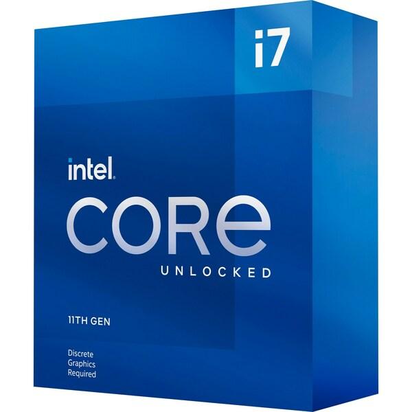 Intel BX8070811700KF Intel Core i7-11700KF 8 Core 3.60GHz 16MB Rocket Lake - Retail Boxed