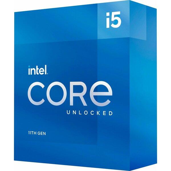 Intel  Intel Core i5-11600KF 6 Core 3.90GHz 12MB Rocket Lake - Retail Boxed