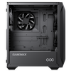 GameMax  Brufen C1 ARGB Case 4 x ARGB Fans Turbo MB Cooling Fan Image