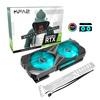 KFA2  GeForce RTX™ 3070 EX (1-Click OC) 8GB GDDR6x PCI-Express Graphics Card -  Maximum 1 Card per person / Household Image