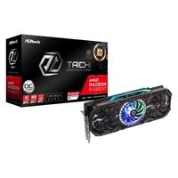 ASROCK RX6800XT TCX 16GO AMD Radeon RX 6800 XT Taichi X 16GB OC Triple Fan RGB Graphics Card