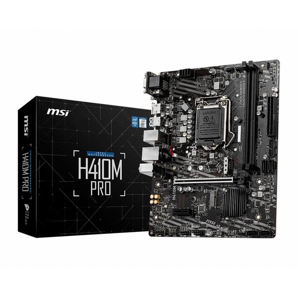 MSI  Intel  Micro-ATX Motherboard