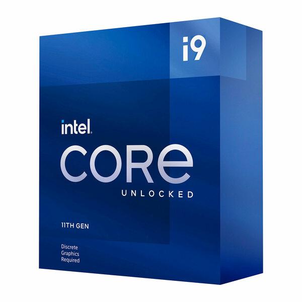 Intel BX8070811900F Intel Core i9-11900F 8 Core 2.5GHz 16MB Rocket Lake - Retail Boxed