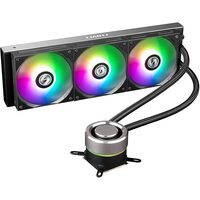 Lian Li GALAHAD AIO 360 RGB BK Galahad 360mm High Performance RGB CPU Water Cooler - Black