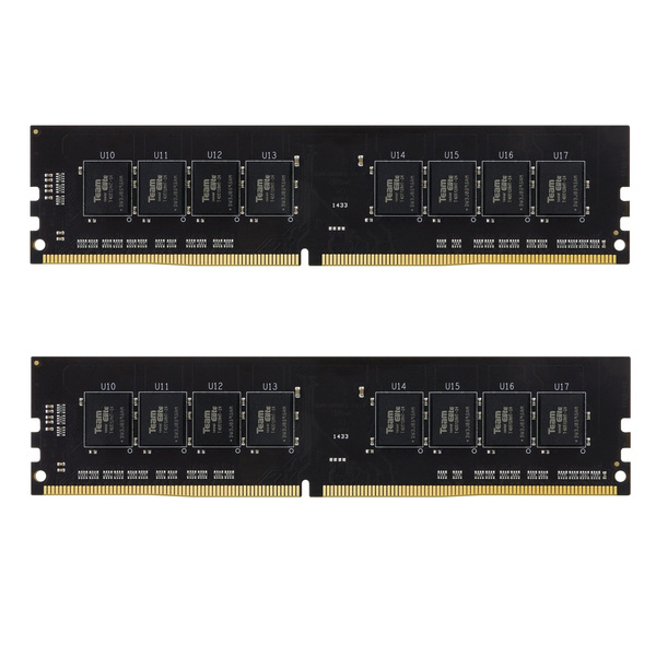 Team Group  Team ELITE 16GB No Heatsink (2x8GB) DDR4 3200MHz DIMM System Memory kit