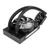 ANTEC  Kuhler H2O K120 RGB Liquid CPU Cooler, 12cm RGB PWM Fans, Low Profile Image