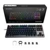 Tecware  Phantom RGB 88-Key Backlit Mech Keyboard (Outemu Blue Switch) Image