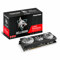 Power Colour  AMD Radeon RX 6700 XT Hellhound 12GB Graphics Card