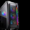 Falcon  AMD Gaming PC, Ryzen 5 3600, 16GB DDR4 RGB, 250Gb M.2 SSD plus 1TB HDD, 6GB GTX 1660 OC Windows 10 Image